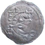 obole de Melle - Charles II – reverse