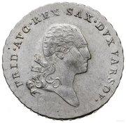 ⅙ Talara - Friedrich August I (I.B.) – obverse