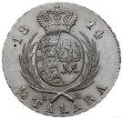 ⅙ Talara - Friedrich August I (I.B.) – reverse