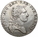 ⅓ Talara - Friedrich August I (I.B.) – obverse
