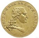 1 Dukat - Friedrich August I – obverse