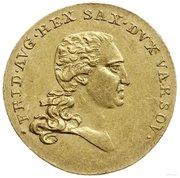 1 Ducat - Friedrich August I – obverse