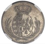 10 Groszy - Friedrich August I (I.S.) – obverse