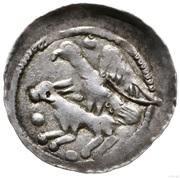 Denar - Władysław II Wygnaniec (Kraków mint) – reverse