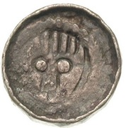 Denar - Władysław I Herman (Wrocław mint) – obverse