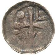 Denar - Władysław I Herman (Wrocław mint) – reverse