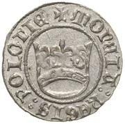 Półgrosz koronny - Aleksander Jagiellończyk (Kraków mint) – reverse