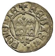 Półgrosz - Kazimierz IV Jagiellończyk (Kraków mint) -  reverse