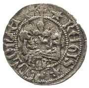 Półgrosz - Kazimierz IV Jagiellończyk (Kraków mint) – reverse