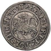 Grosz głogowski - Zygmunt I Stary as Prince of the Duchy of Głogów (Głogów mint) – reverse