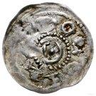 Denar - Bolesław IV Kędzierzawy (Kraków mint) – obverse