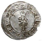 Brakteat protekcyjny - Bolesław III Krzywousty (Kraków or Gniezno mint) – reverse