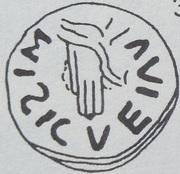 Denar - Mieszko II Lambert (unknown mint) – obverse