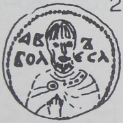 Denar - Bolesław Chrobry (unknown mint) – obverse