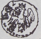 Denar - Siemowit III Starszy (Płock mint) – reverse