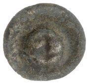 Brakteat - Władysław I Łokietek (unknown mint) – reverse