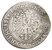 Szóstak / 6 Groszy - Zygmunt I Stary (Toruń mint) – reverse