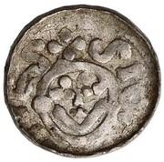 Denar - Bolesław II Śmiały (Wrocław mint) – reverse