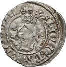 Kwartnik - Kazimierz III Wielki (Kraków mint) – obverse