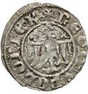 Kwartnik - Kazimierz III Wielki (Kraków mint) – reverse