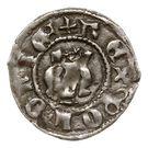 Denar - Kazimierz III Wielki (Kraków mint) – obverse