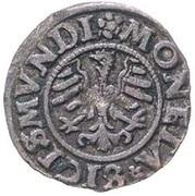 Trzeciak koronny - Zygmunt I Stary (Kraków mint) – obverse