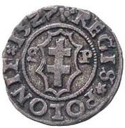 Trzeciak koronny - Zygmunt I Stary (Kraków mint) – reverse