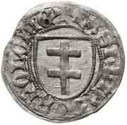 Szeląg toruński - Kazimierz IV Jagiellończyk (Toruń mint) -  obverse