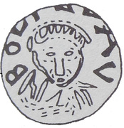 Denar - Bolesław Chrobry (unknown mint) – obverse