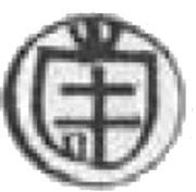 Denar - Władysław II Jagiełło (Kraków mint) – obverse