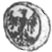 Denar koronny - Aleksander Jagiellończyk (Kraków mint) – obverse