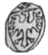 Denar gdański - Zygmunt I Stary (Gdańsk mint) – obverse