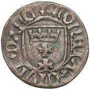 Szeląg gdański - Kazimierz IV Jagiellończyk (Gdańsk mint) – reverse