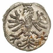 Denar koronny - Zygmunt I Stary (Kraków mint) – reverse