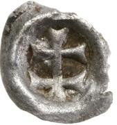 Brakteat toruński - Kazimierz IV Jagiellończyk (Toruń mint) – obverse