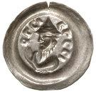 Brakteat - Leszek Biały (Kraków mint) – reverse