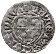 Szeląg elbląski - Kazimierz IV Jagiellończyk (Elbląg mint) – reverse