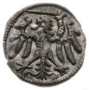Denar elbląski - Zygmunt I Stary (Elbląg mint) – reverse
