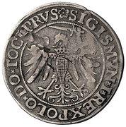 Szóstak elbląski / 6 Groszy - Zygmunt I Stary (Elbląg mint) – obverse