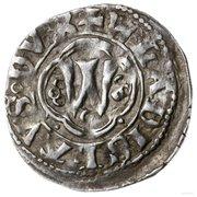 Kwartnik ruski - Władysław Opolczyk (Lwów mint) – obverse