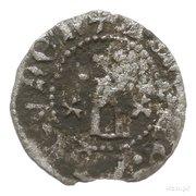 Denar - Władysław Opolczyk (Wieluń mint) – reverse