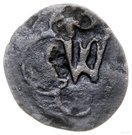 Puło ruskie / denar ruski - Władysław Opolczyk (Lwów mint) – obverse