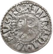 Kwartnik ruski - Władysław II Jagiełło (Lwów mint) – obverse