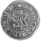 Kwartnik ruski - Kazimierz III Wielki (Lwów mint) – reverse