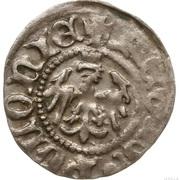 Trzeciak - Władysław II Jagiełło (Kraków mint) – reverse