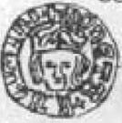 Ćwierćgrosz - Kazimierz III Wielki (Kraków mint) – obverse