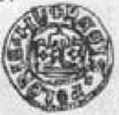 Ćwierćgrosz - Kazimierz III Wielki (Kraków mint) – reverse
