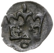 Denar - Kazimierz IV Jagiellończyk (Kraków mint) – obverse