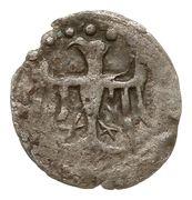 Denar poznański - Jadwiga (Poznań mint) – obverse
