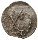 Denar - Jadwiga (Poznań mint) – reverse